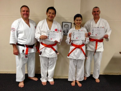 Kengokan Promotions November 2011