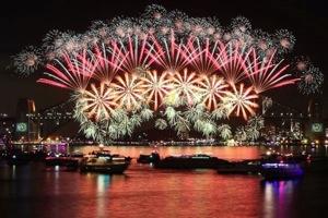 Sydney New Years 2012